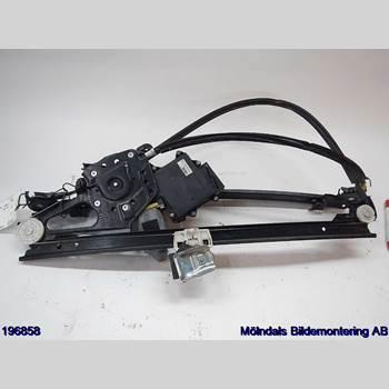 Fönsterhiss Elektrisk Komplett VW SHARAN      01-10 VW SHARAN TDI 2001 7M3959801