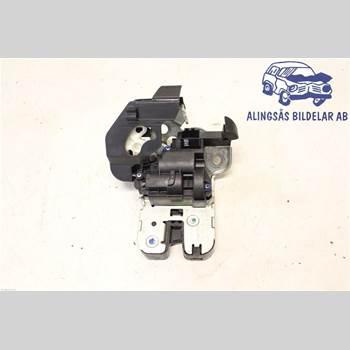 Låskista Baklucka AUDI A4/S4 08-11 5DCBI 3,0 TFSI AUT 4X4 SER ABS 2009 8K9 827 505 A
