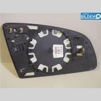 Spegelglas Vänster AUDI A4/S4 05-07 2,0 TFSI.AUDI A4 AVANT 2005 8E0857535E