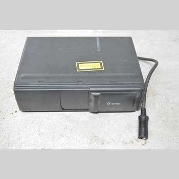 CD Växlare AUDI TT 99-06 TT COUPE 2000