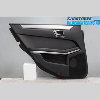 Dörrklädsel - Vänster MB E-KLASS (W212) 09-16 E250 CGI 1,8T AVANTGARDE 2010 A2127300170
