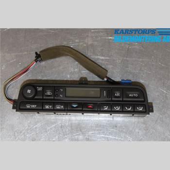 Värmereglage JAGUAR XJ X308        98-02 XJR 4,0 Supercharged SWB 2001 LJA7690AB