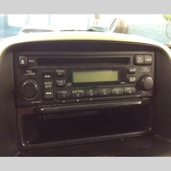 CD Radio HONDA CR-V     02-06 2.0 01 CR-V 2005