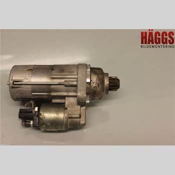 Startmotor Diesel VW CADDY 11-15 VOLKSWAGEN, VW  2KN HÖGERSTYRD 2011 0AM911023L