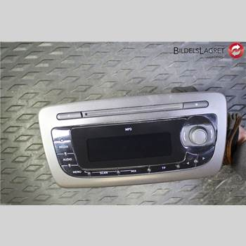 RADIO CD/MULTIMEDIAPANEL SEAT IBIZA IV 08-16 01 IBIZA 2013 6J1035153H