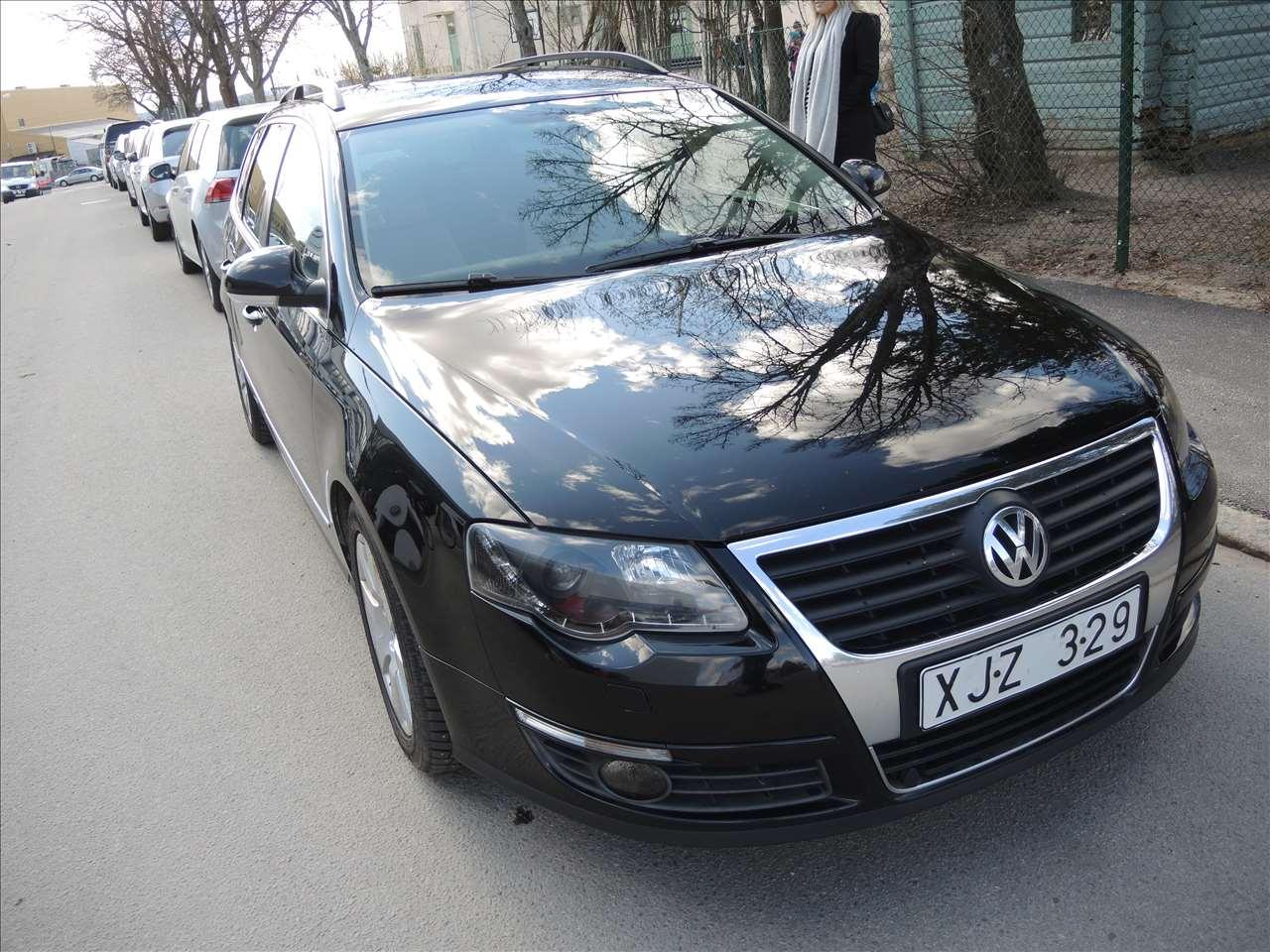 INR. TUNNELFACK till VW PASSAT 2005-2011 TI L176831 (0)