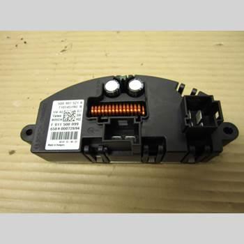 Värmefläktsmotstånd VW GOLF / E-GOLF VII 13- 1,6 TDI BLUEMOTION 2013 5Q0907521C