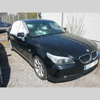Defrosterkanal/Munstycke BMW 5 E60/61 Sed/Tou 02-10 BMW 530I SEDAN 2004