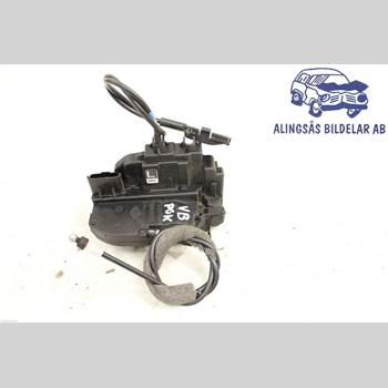 Låskista/Dörrlås NISSAN NOTE E11 06-14 5DCS 1,6i 5VXL SER ABS 2007