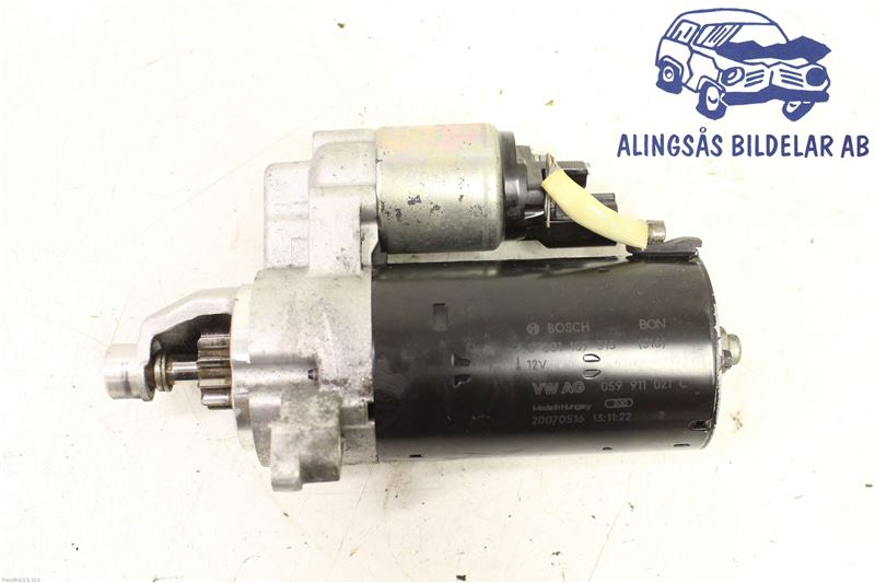 Startmotor Diesel till AUDI A4/S4 2008-2011 AS 059 911 021 M  (0)