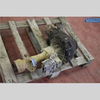 Framvagn Diffrential TOYOTA HILUX 05-16 3.0 D-4D 1KD-FTV 4WD 2012