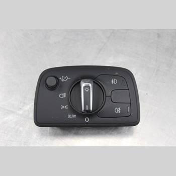 Strömställare Ljus AUDI A6/S6 12-18 2.0TDi Kombi 177hk 2012 4G0941531