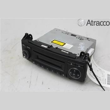 RADIO CD/MULTIMEDIAPANEL MB A-Klass (W169) 04-12 MERCEDES-BENZ 169 2010 A1699002900