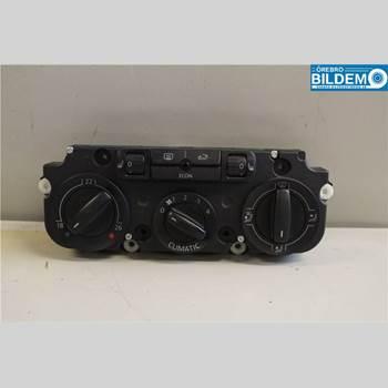 Värmereglage VW CADDY      04-10 1,9 TDI.VW CADDY 2006 1K0820047HC
