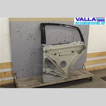 DÖRR BAK VÄNSTER VW GOLF PLUS/CROSS GOLF 04-14 1,4 PLUS TSI 140 2007 5M0833301M