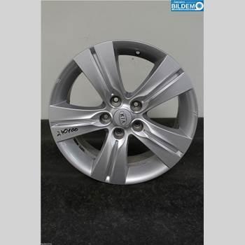 Aluminiumfälg KIA SPORTAGE 11-15 2,0 CRDI. KIA SPORTAGE 2012 529103U200