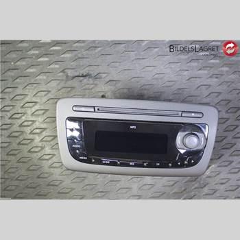 RADIO CD/MULTIMEDIAPANEL SEAT IBIZA IV 08-16 SEAT            6J 2010 6J1035153C