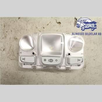 INNERBELYSNING PEUGEOT 308 14- 5DCS 1,6i 6VXL SER ABS 2014