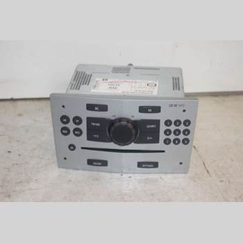 RADIO CD/MULTIMEDIAPANEL OPEL CORSA D 07-14 1,2 2011