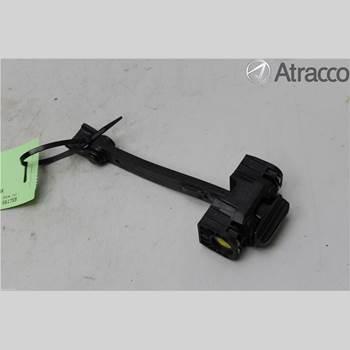 Dörrstopp AUDI A4/S4 08-11 AUDI A4 (8K) 2.0 TDI 2008 8K0839249C