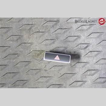 Strömställare Varningsblinkers VW SHARAN 11- 01 SHARAN 2017 7N0953509CXSH