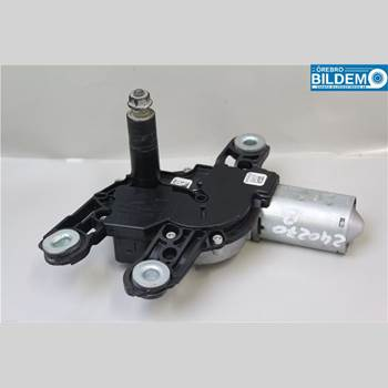 Torkarmotor Baklucka SKODA RAPID 1,2 TSI.SKODA RAPID KOMBI 2014 5F4955711