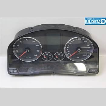Kombi. Instrument VW JETTA V    06-10 1,6 I/E85.VW JETTA 2008 1K0920874AX