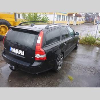 HASPLÅT PLÅT/PLAST VOLVO V50 04-07 VOLVO M + V50 2007