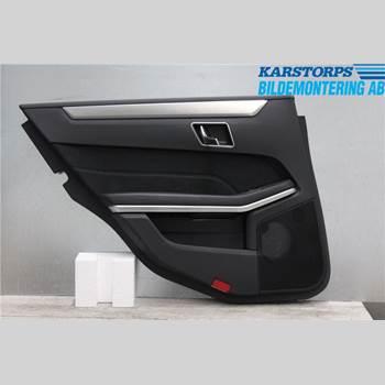 Dörrklädsel - Vänster MB E-KLASS (W212) 09-16 E250 BlueTEC 4MATIC 2015 A2127306770