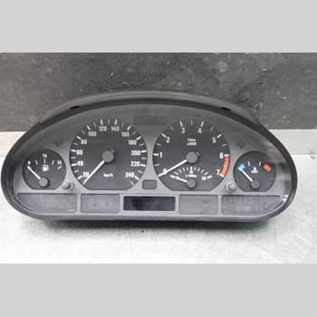 Kombi. Instrument BMW 3 E46      98-05 2.8i 24v Sedan 193hk 2000 6902362