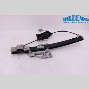 Fönsterhiss Elektrisk Komplett AUDI A4 12-15 AUDI A4 2,0 TDI KOMBI 2013 8K0837461A