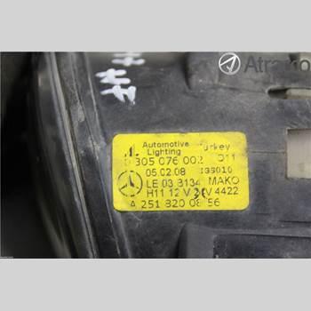 MB C-KLASS (W204) 07-15 MB C-Klass (W204) 220 CDI 2008 A2518200856