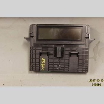 Radio Övrigt VOLVO XC60 09-13 01 XC60 D5 AWD 2009 31328830