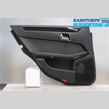 Dörrklädsel - Vänster MB E-KLASS (W212) 09-16 E220 CDI 2011 A2127300170