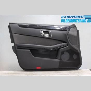 Dörrklädsel - Vänster MB E-KLASS (W212) 09-16 E220 CDI 2011 A2127200170
