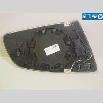 Spegelglas Vänster AUDI A4/S4 05-07 3,0 TDI.AUDI A4 AVANT QUATTRO 2007 8E0857535AR