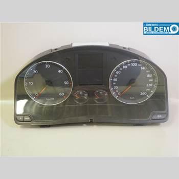 Kombi. Instrument VW GOLF V 04-09 2,0 TDI.VW GOLF 2004 1K0920860LX