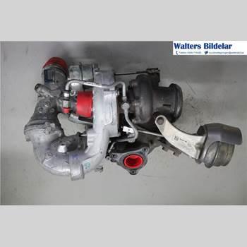 Turboaggregat MB C-KLASS (W205) 14- MERCEDES-BENZ 204 K 2014 A6510901586