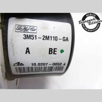 ABS Hydraulaggregat MAZDA 3 I 03-06 1,6 2006 BVSN-43-7AZD
