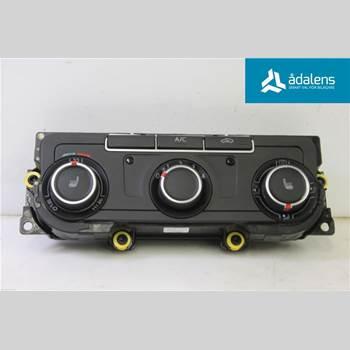 AC Styrenhet AC Manöverenhet VW TRANSP/Caravelle 16- VOLKSWAGEN, VW 2016 7E0907047M