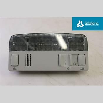 Strömställare Innerbelysning VW TRANSP/Caravelle 16- VOLKSWAGEN, VW 2016