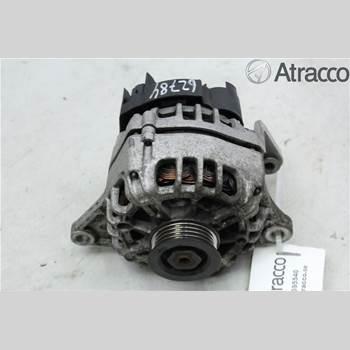 Generator NISSAN NOTE E11 06-14 NISSAN NOTE (I) 1.4 2010 23100AX62B