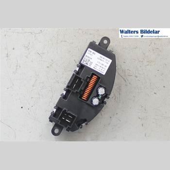 Värmefläktsmotstånd VW GOLF / E-GOLF VII 13- 1,6 TDI SYNKRO 2014 5Q0907521E