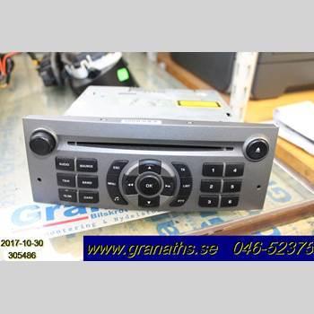 CD Radio CITROEN C5     05-08 CITROEN C5 2005