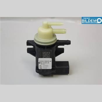 Magnetventil Laddtryck VW CADDY 16- 2,0 TDI.VW CADDY KOMBI(GLASAD) 2016 1K0906627B