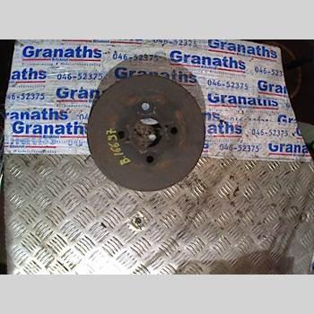 Bromstrumma Bak TOYOTA YARIS VERSO  00-05 TOYOTA YARIS VERSO 2000