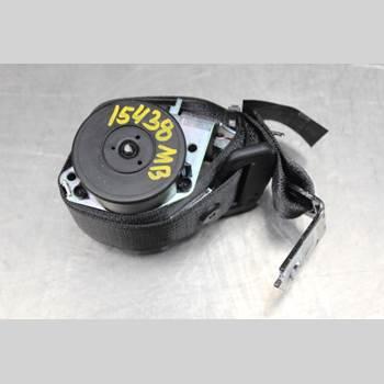 Säkerhetsbälte Mitten Bak OPEL CORSA D 07-14 1,2i 86hk 2012 F13293488