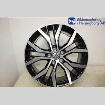 Aluminiumfälg VW GOLF / E-GOLF VII 13- 01 GOLF 2016 5G0601025AN