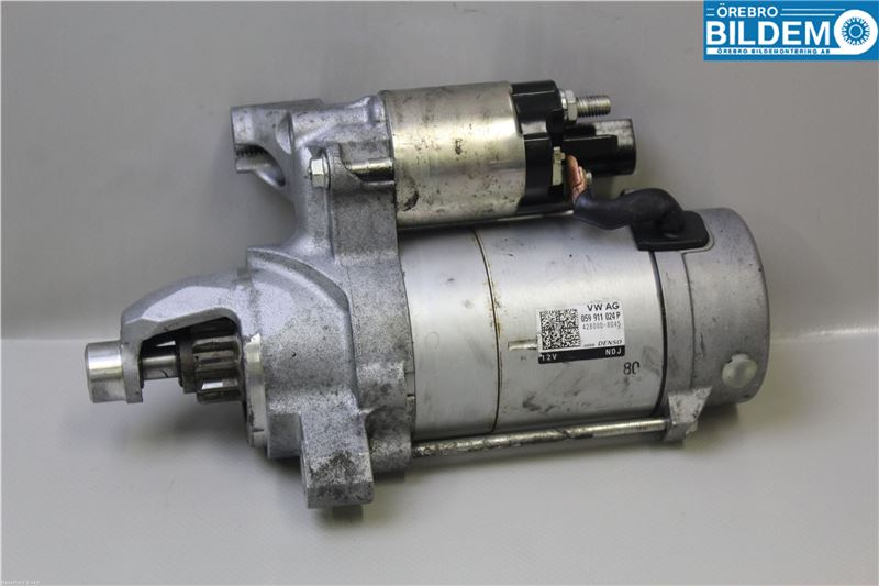 Startmotor diesel - DENSO image