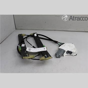 Fönsterhiss Elektrisk Komplett AUDI A1/S1 11-18 AUDI A1 (8X) 1.2 TFSI 2013 8X4837461